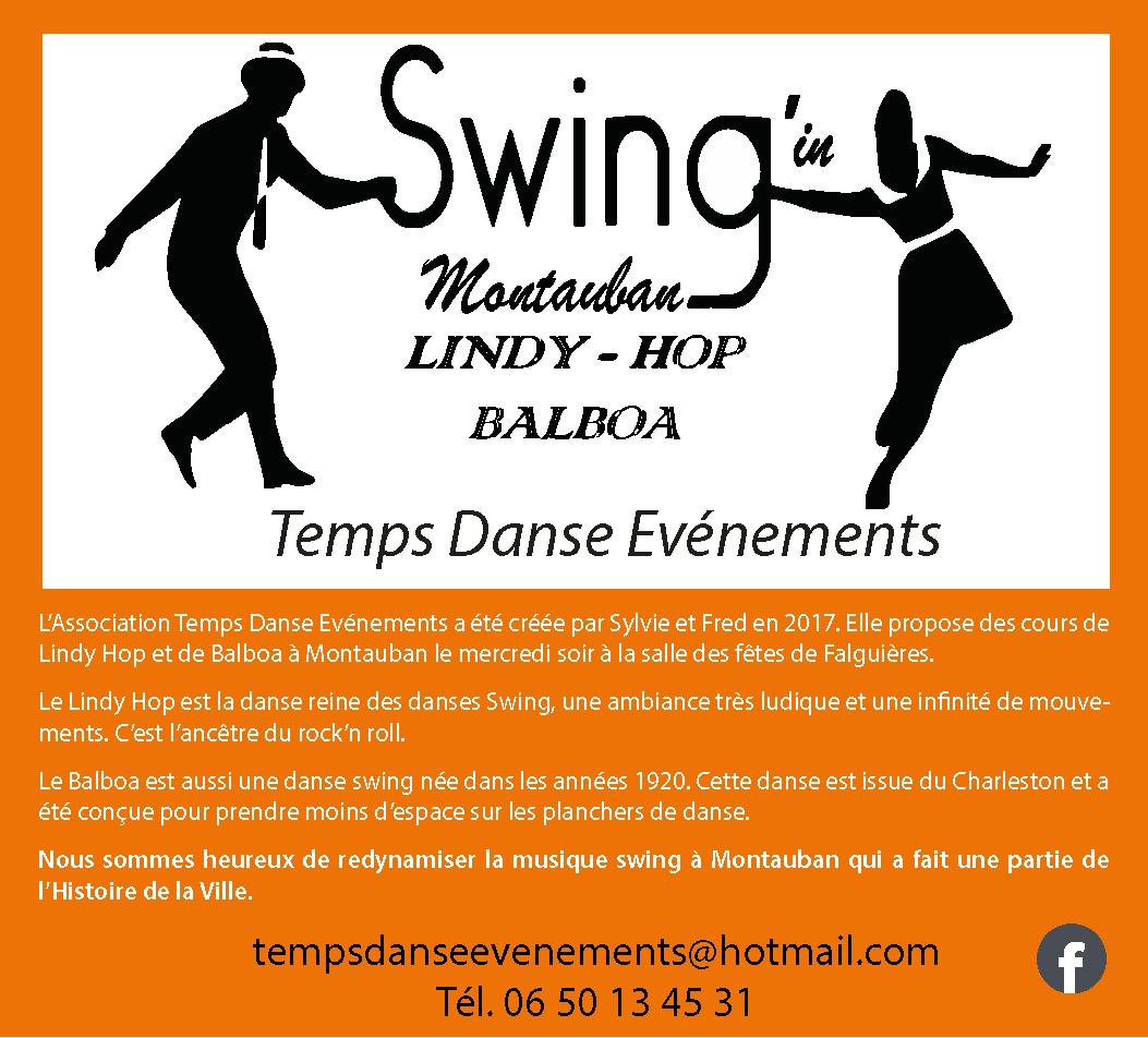 Temps Danse Evenements