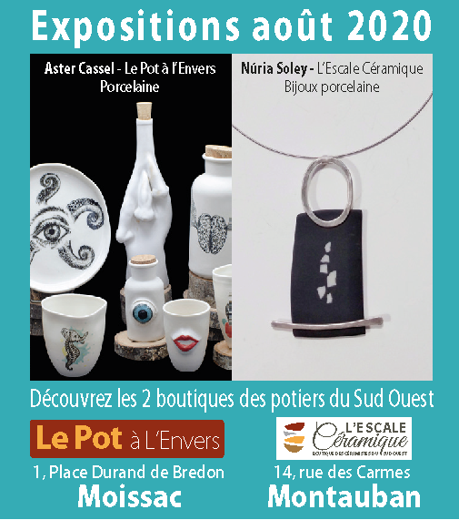 expo aout poterie